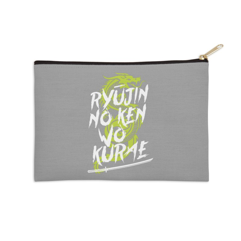 Genji Accessories Zip Pouch by tulleceria