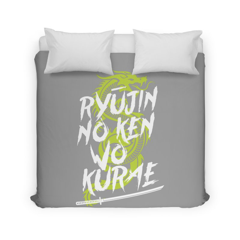 Genji Home Duvet by tulleceria