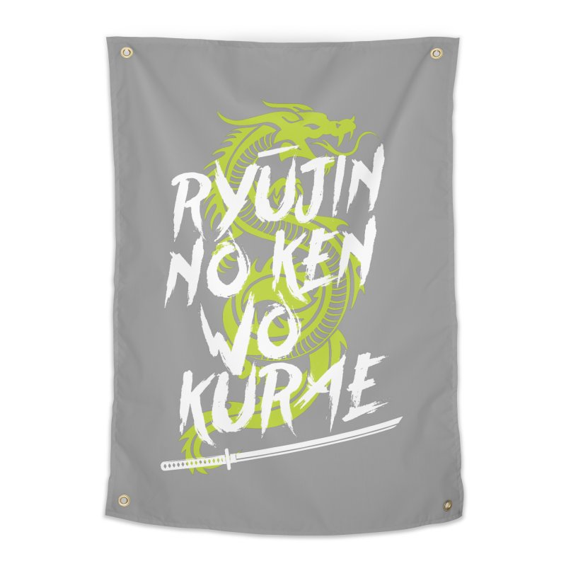 Genji Home Tapestry by tulleceria