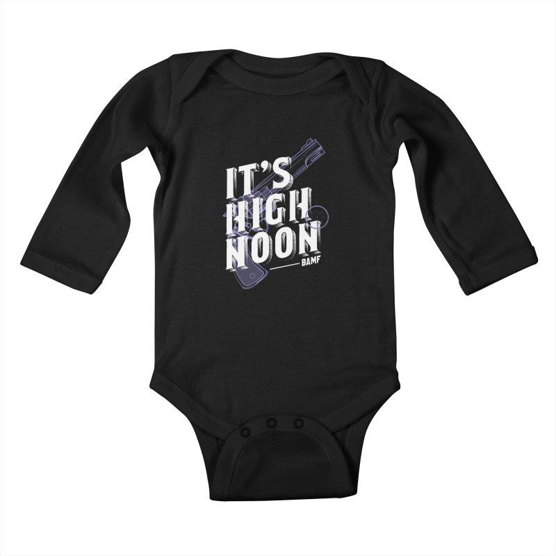 McCree Kids Baby Longsleeve Bodysuit by tulleceria