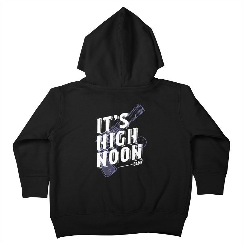 McCree Kids Toddler Zip-Up Hoody by tulleceria