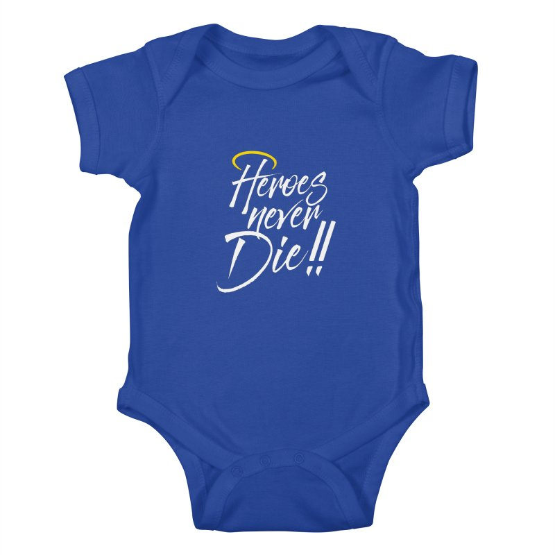 Mercy Kids Baby Bodysuit by tulleceria