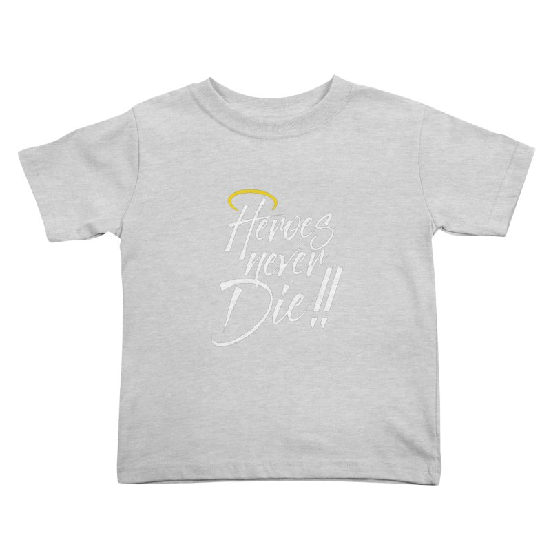 Mercy Kids Toddler T-Shirt by tulleceria