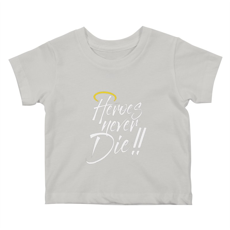 Mercy Kids Baby T-Shirt by tulleceria