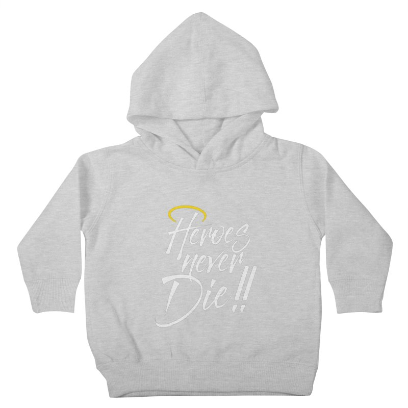 Mercy Kids Toddler Pullover Hoody by tulleceria