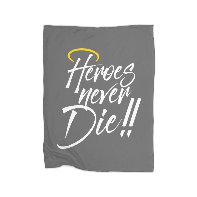 Mercy Home Blanket by tulleceria