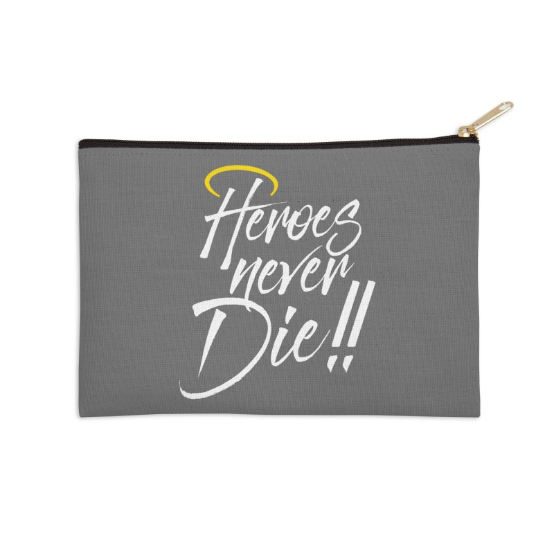 Mercy Accessories Zip Pouch by tulleceria