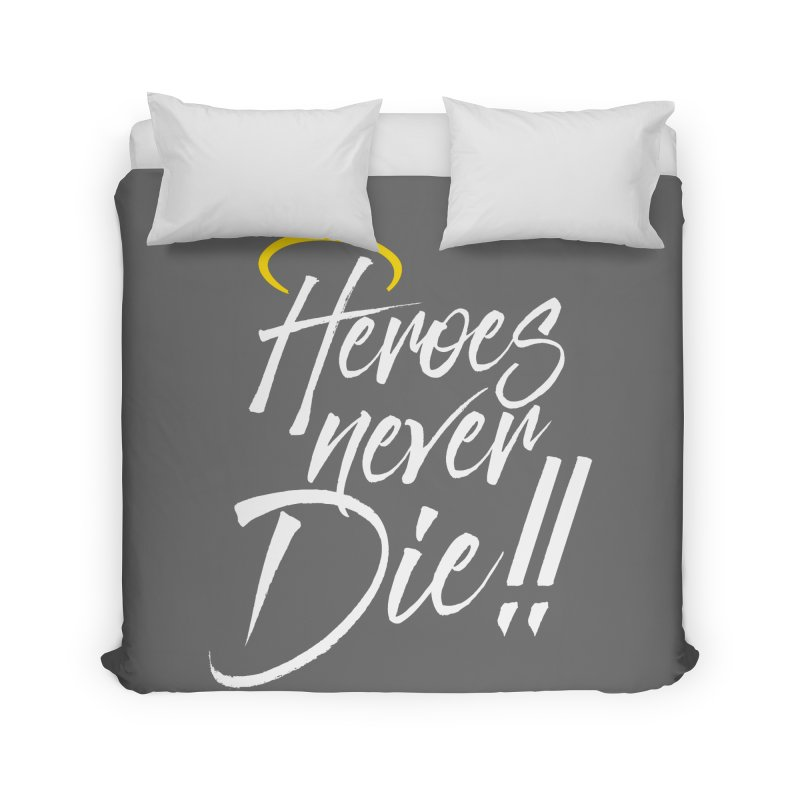 Mercy Home Duvet by tulleceria