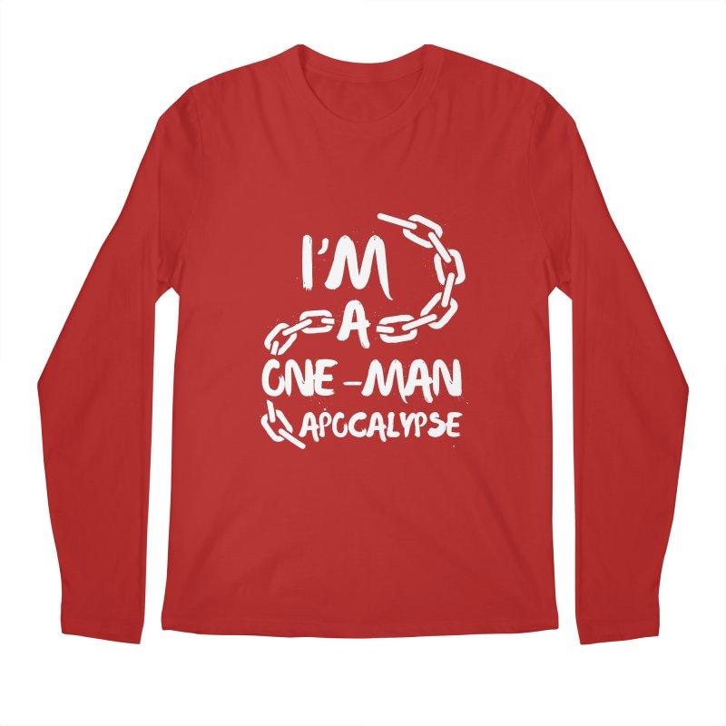 Roadhog Men's Longsleeve T-Shirt by tulleceria