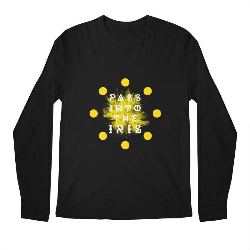Zenyatta Men's Longsleeve T-Shirt by tulleceria