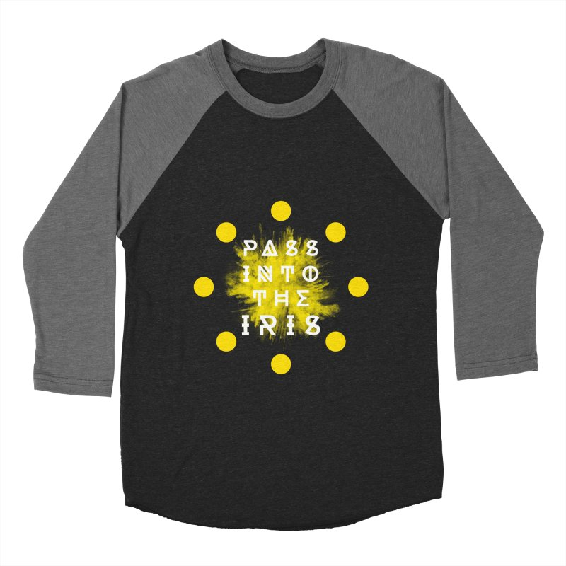 Zenyatta Men's Baseball Triblend T-Shirt by tulleceria