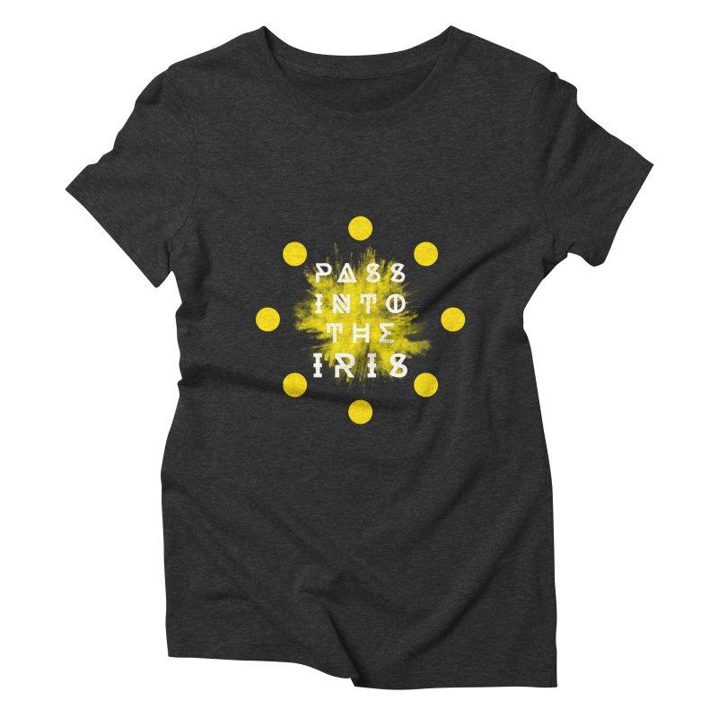 Zenyatta Women's Triblend T-shirt by tulleceria