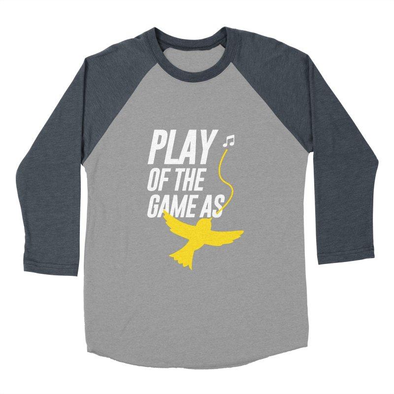 Bastion Women's Baseball Triblend T-Shirt by tulleceria