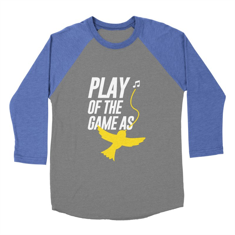 Bastion Men's Baseball Triblend T-Shirt by tulleceria