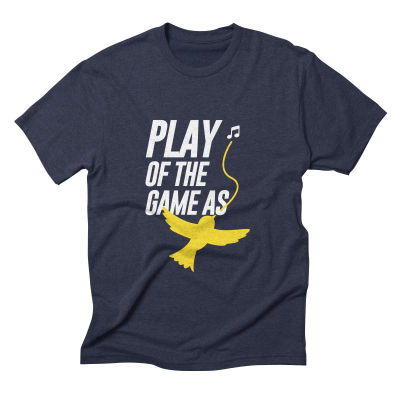 Bastion Men's Triblend T-shirt by tulleceria