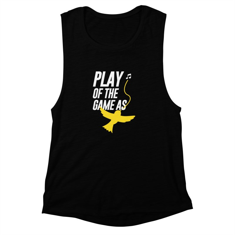 Bastion Women's Muscle Tank by tulleceria