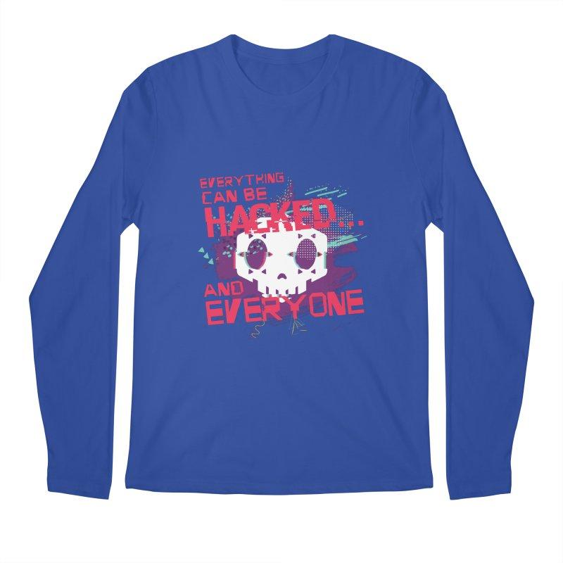 Sombra Men's Longsleeve T-Shirt by tulleceria