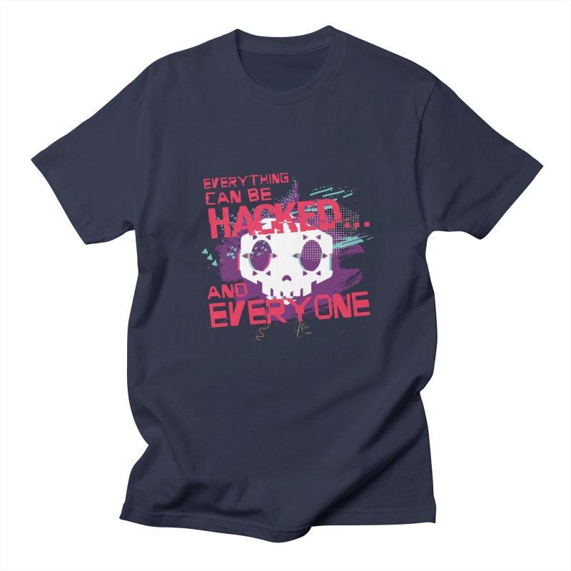 Sombra Men's T-shirt by tulleceria