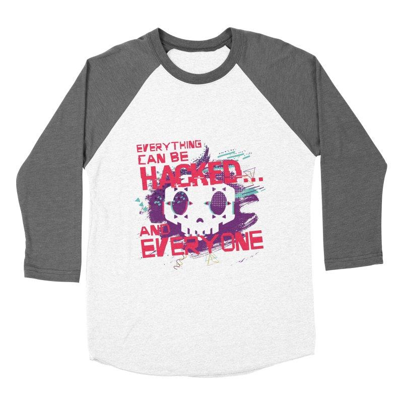 Sombra Men's Baseball Triblend T-Shirt by tulleceria