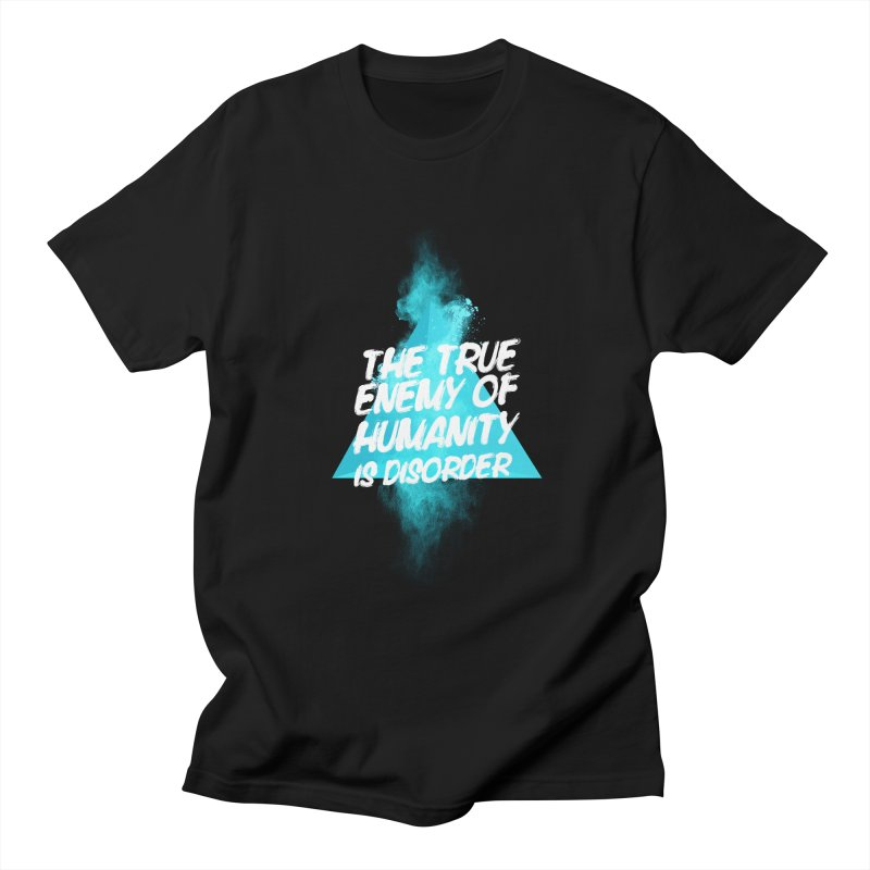 Symmetra Men's T-shirt by tulleceria