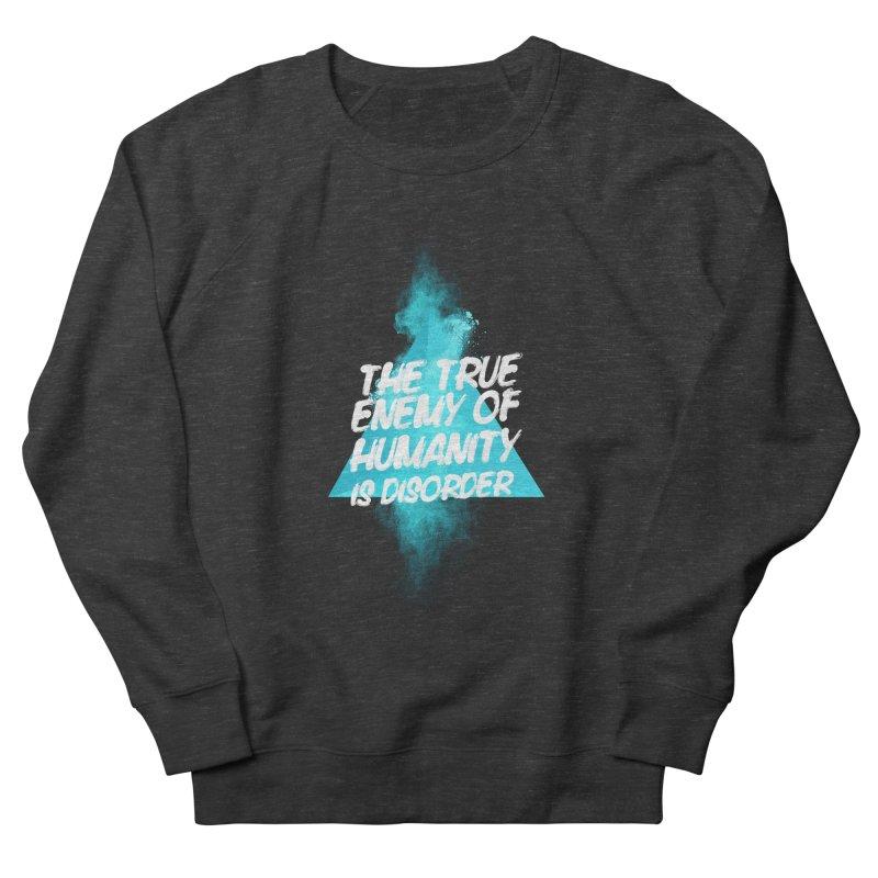Symmetra Men's Sweatshirt by tulleceria