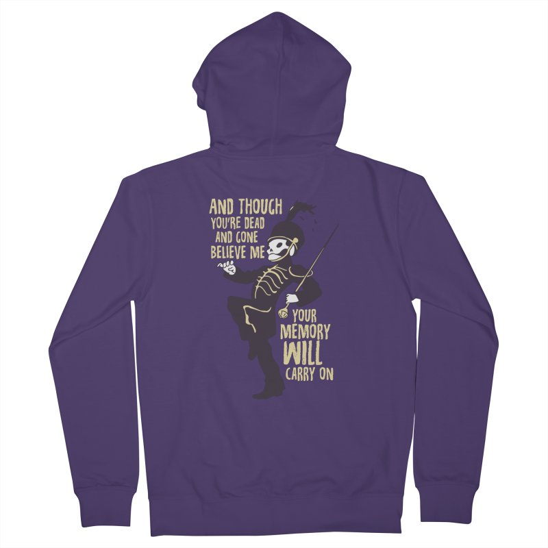 My Chemical Romance Women's Zip-Up Hoody by tulleceria