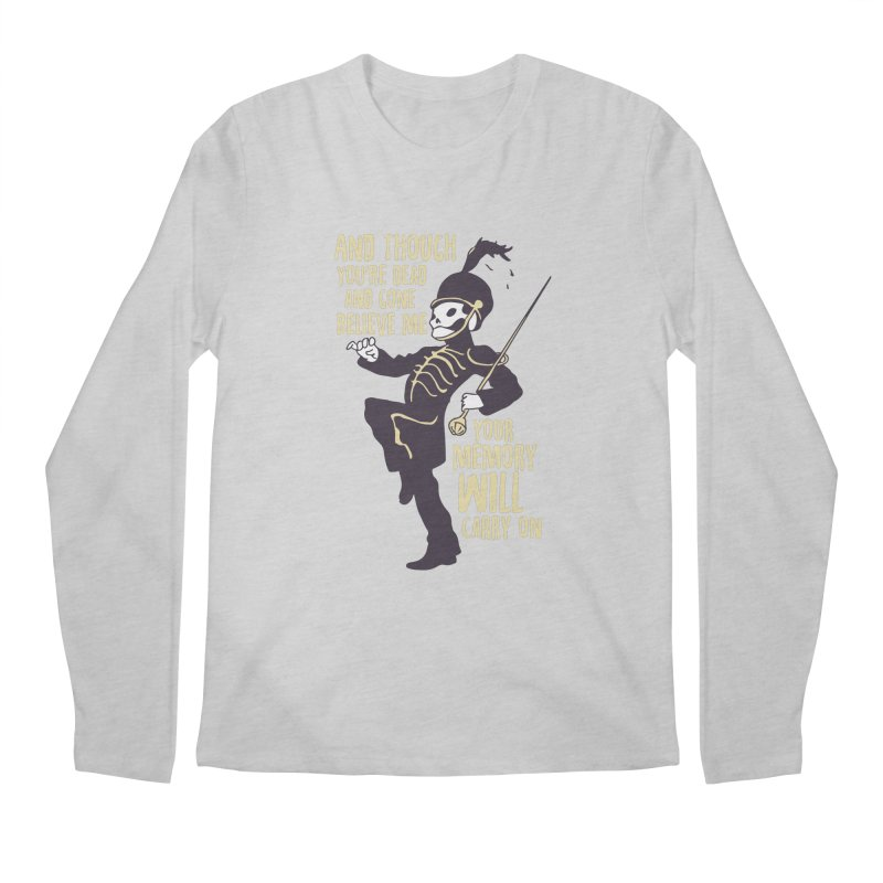 My Chemical Romance Men's Longsleeve T-Shirt by tulleceria