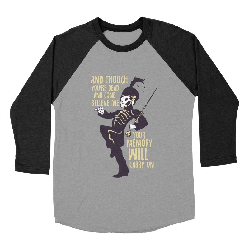 My Chemical Romance Men's Baseball Triblend T-Shirt by tulleceria