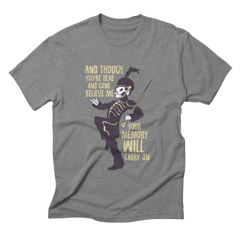 My Chemical Romance Men's Triblend T-shirt by tulleceria