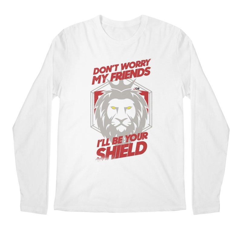 Reinhardt Men's Longsleeve T-Shirt by tulleceria