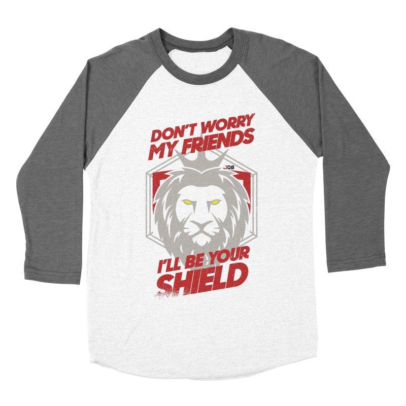 Reinhardt Women's Baseball Triblend T-Shirt by tulleceria