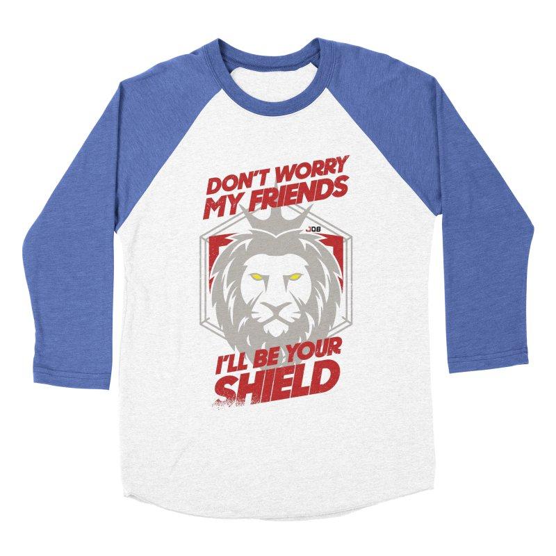 Reinhardt Men's Baseball Triblend T-Shirt by tulleceria