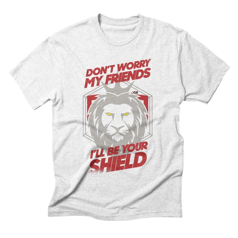 Reinhardt Men's Triblend T-shirt by tulleceria