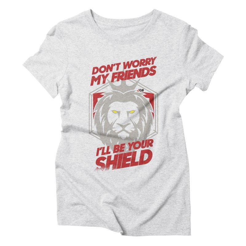 Reinhardt Women's Triblend T-shirt by tulleceria