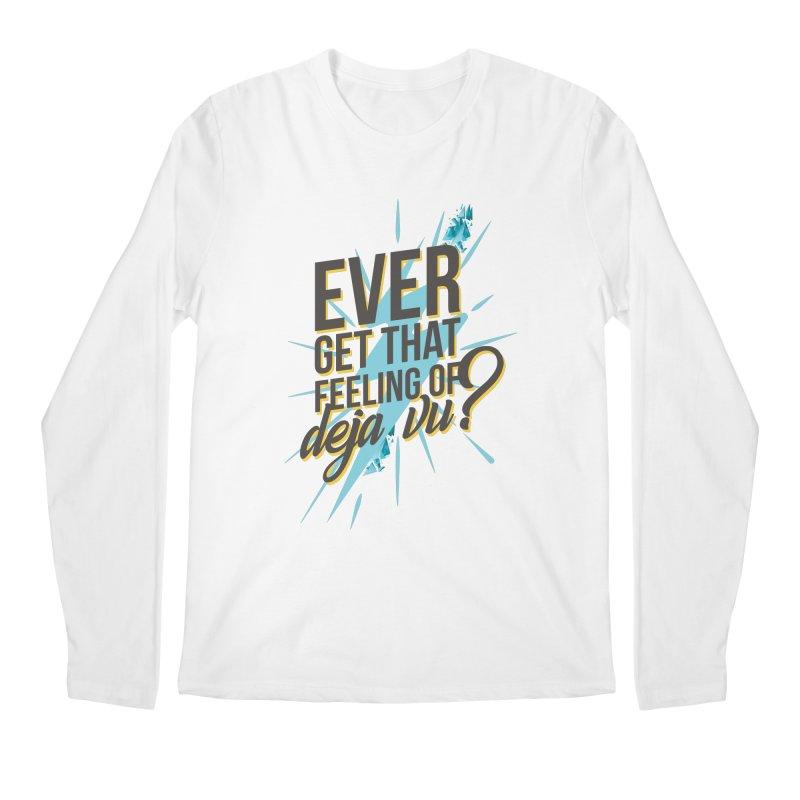 Tracer Men's Longsleeve T-Shirt by tulleceria