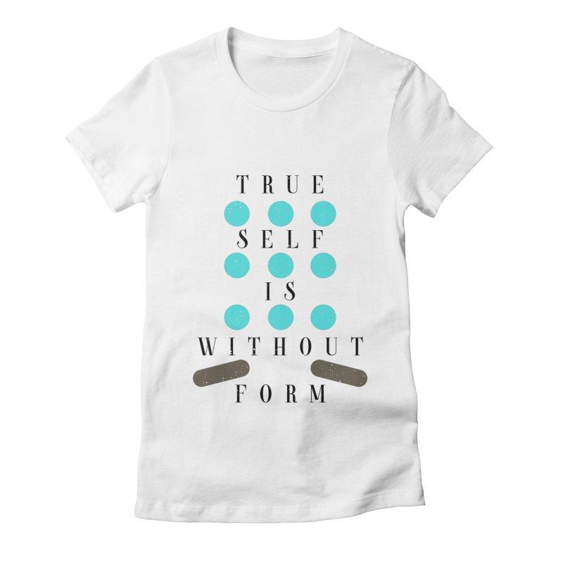 Zenyatta 2 Women's Fitted T-Shirt by tulleceria