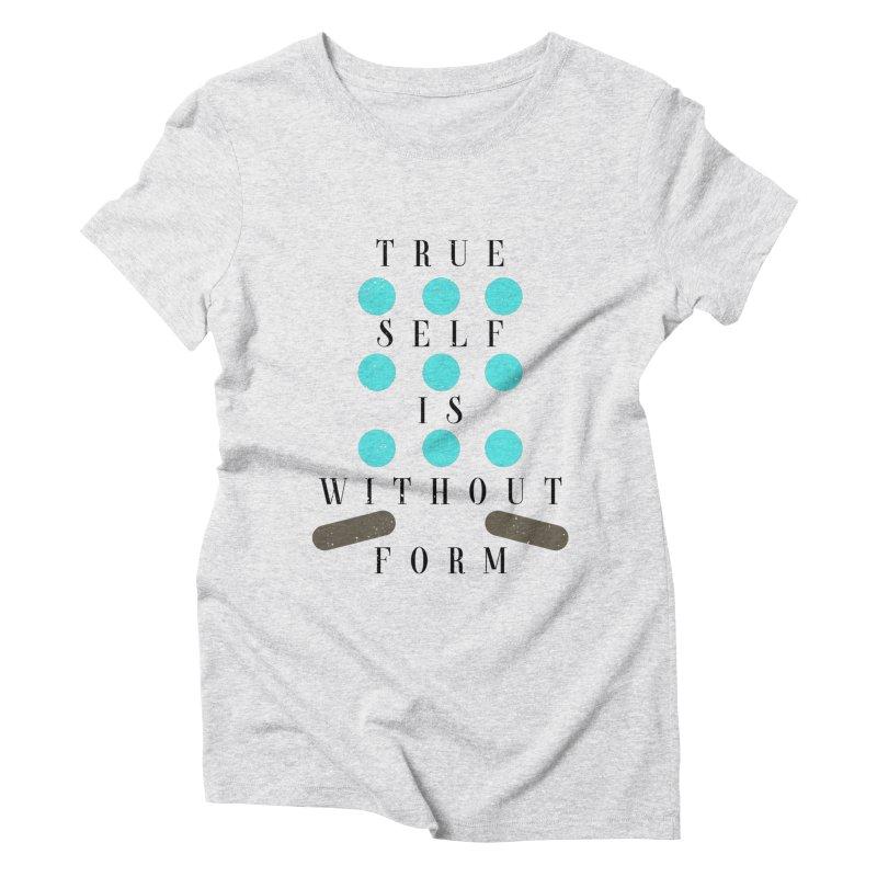 Zenyatta 2 Women's Triblend T-shirt by tulleceria