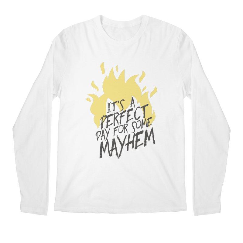 Junkrat Men's Longsleeve T-Shirt by tulleceria