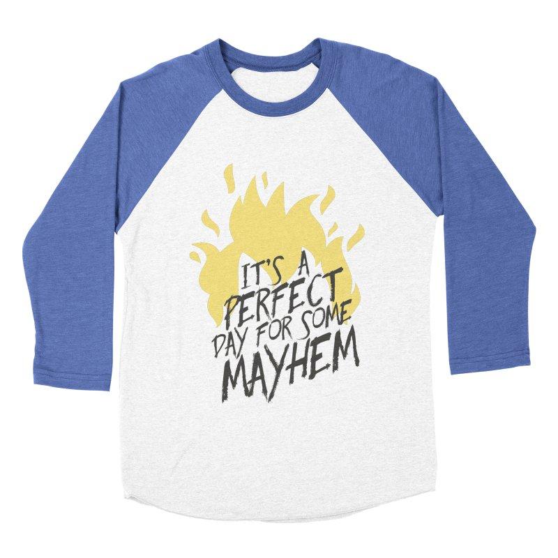 Junkrat Women's Baseball Triblend T-Shirt by tulleceria