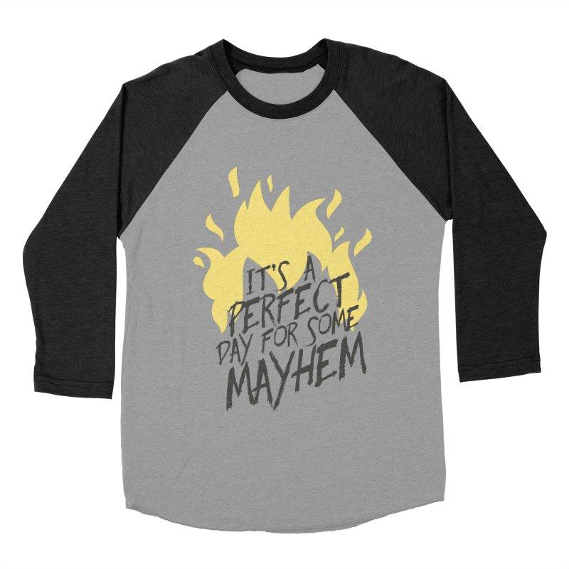 Junkrat Men's Baseball Triblend T-Shirt by tulleceria