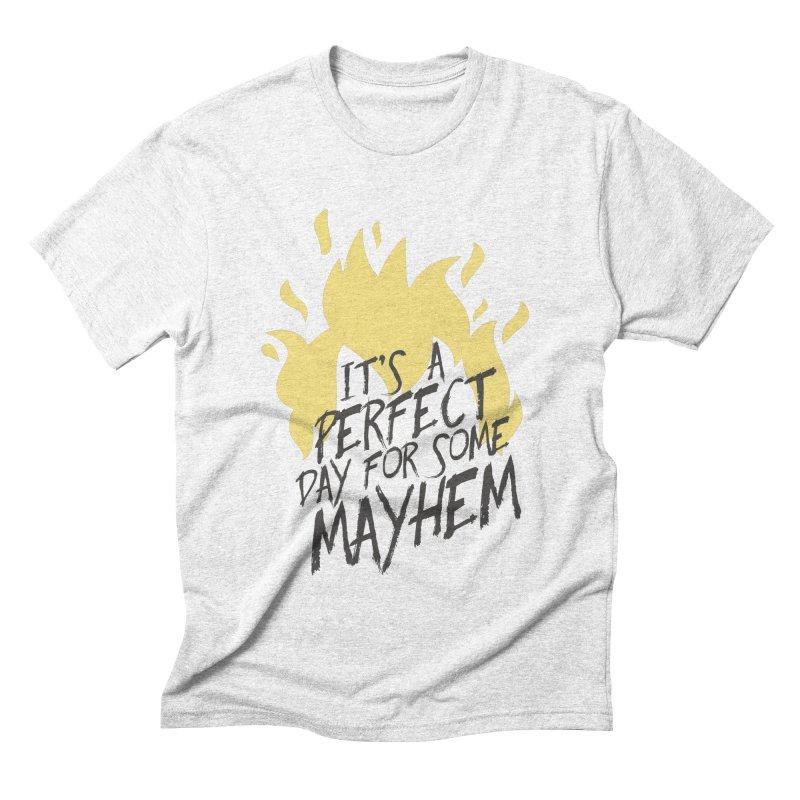 Junkrat Men's Triblend T-shirt by tulleceria