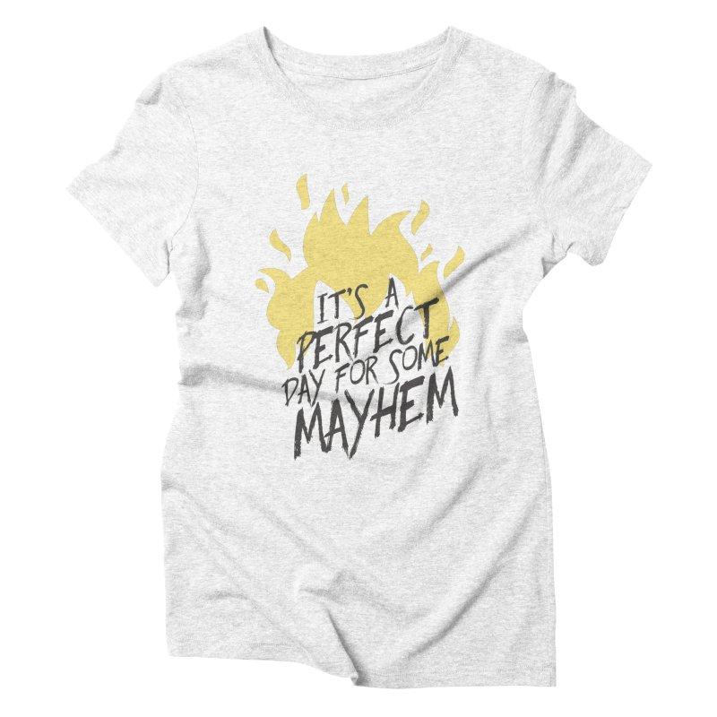 Junkrat Women's Triblend T-shirt by tulleceria