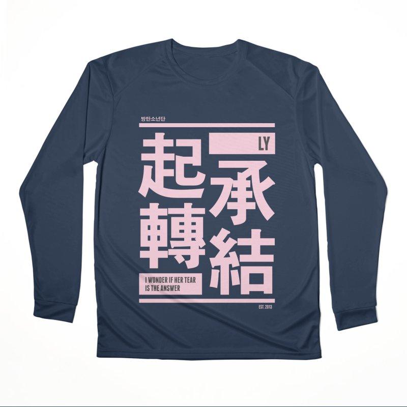 BTS Love Yourself Women's Longsleeve T-Shirt by tulleceria
