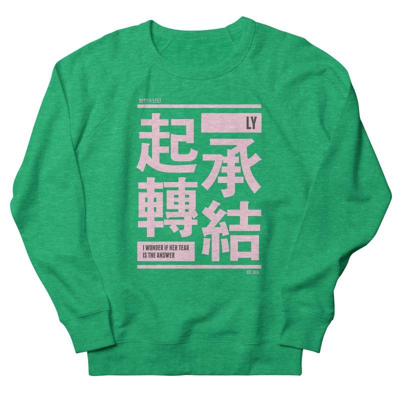 BTS Love Yourself Women's Sweatshirt by tulleceria