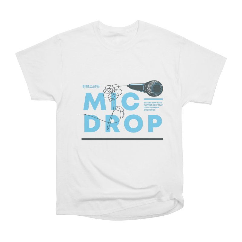 BTS Mic Drop Women's T-Shirt by tulleceria