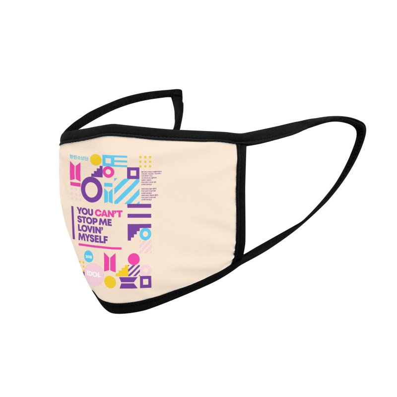 BTS IDOL Accessories Face Mask by tulleceria