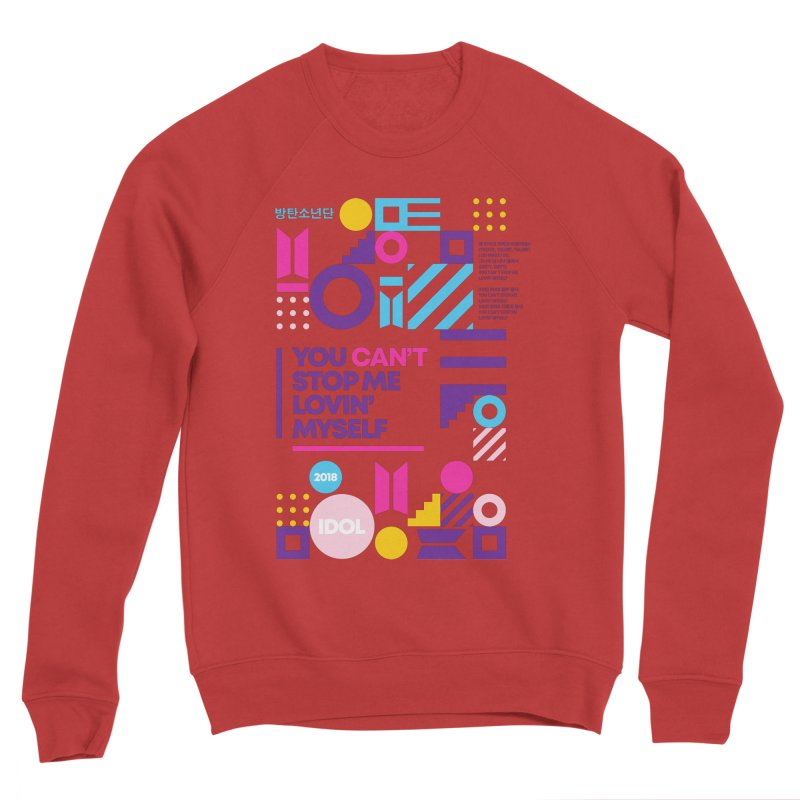 BTS IDOL Women's Sweatshirt by tulleceria