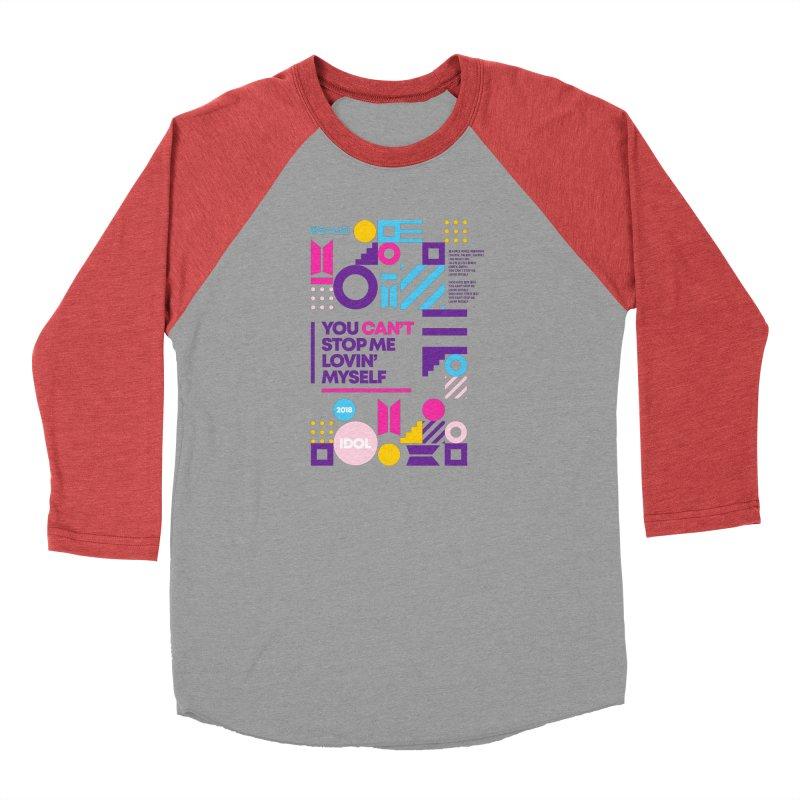 BTS IDOL Men's Longsleeve T-Shirt by tulleceria
