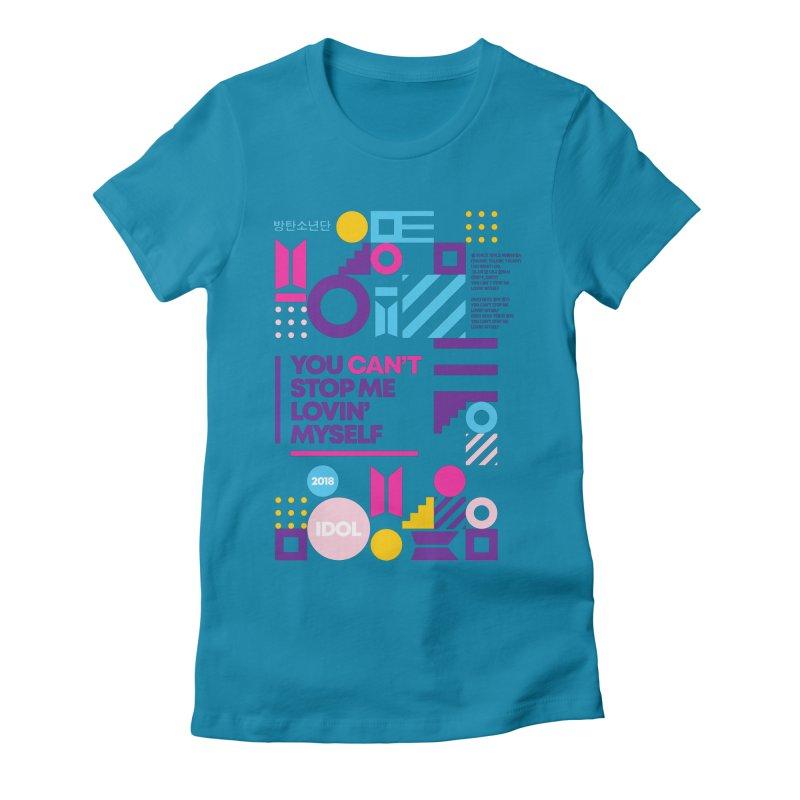 BTS IDOL Women's T-Shirt by tulleceria