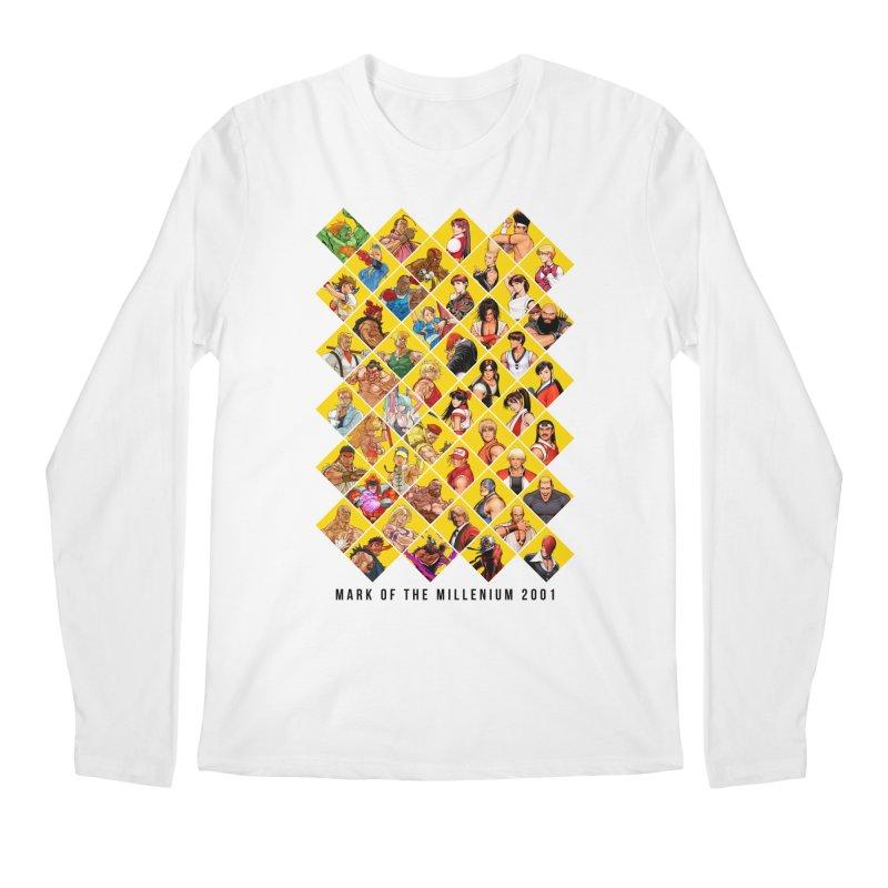 Capcom Vs SNK 2 Men's Longsleeve T-Shirt by tulleceria